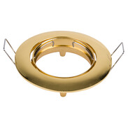 Mounting ring gold