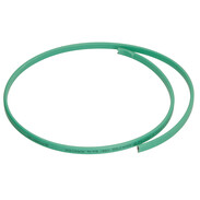 Bartec heating tape TRICER S 10 green for frost protection on pipelines