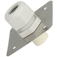 Insulated grommet IDF-1 for Bartec heating band