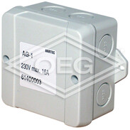 Terminal box AG-1 f. Bartec heating band