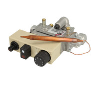 Conversion kit for gas control unit CR 640 for CR240 201-228/251