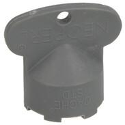 Neoperl® service key STD grey fits for Caché M 24 x 1