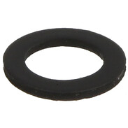 """EPDM seal for union nuts 3/8"""" 14,5 x 9 x 1,5 mm"""