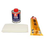 PVC adhesive set