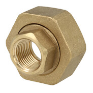 Outlet screw joint 8