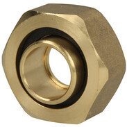"""Outlet screw joint for branch valve 22 mm solder x 1 1/4""""  IT"""