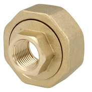 """Outlet screw joint for branch valve 1/2"""" IT x 1 1/2""""  IT"""