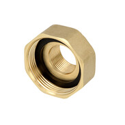 """Outlet screw joint for branch valve 3/4"""" IT x 1 1/2""""  IT"""