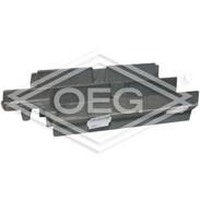 Baffle plate (short), Abig, EURONOVA 22, 35, 45, 55, 74900-023
