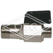 Unical Filling valve with return flow inhibitor 3/8''