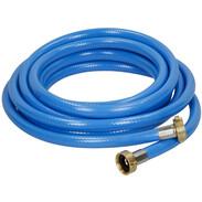 """Filling hose 1/2"""" PN8 3/4"""" union nut both ends"""