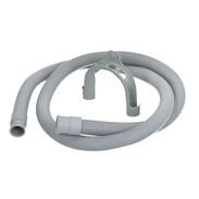 "Plastic hose for washing machines 3/4"" 1,500 mm"