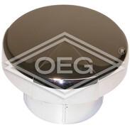 Viega equipment set Visign RU1, chrome rosette pipe interrupter mod. 6161.80