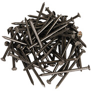 Wire nails DIN 1152 cylinder head 2.2 x 45 mm shiny steel