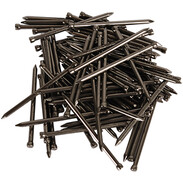 Wire nails DIN 1152 cylinder head 2.8 x 65 mm shiny steel