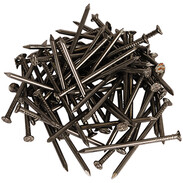 Wire nails DIN 1151 countersunk head 2.2 x 45 mm shiny steel