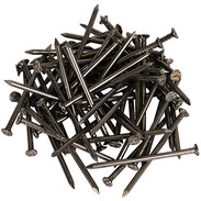 Wire nails DIN 1151 countersunk head 4.2 x 120 mm shiny steel