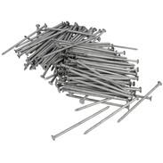 Wire nails DIN 1151 countersunk head 3.4 x 90 mm galvanized