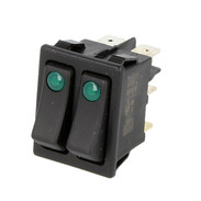 Frisquet Single pole double switch F3AA40156