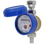 """Contatore rubinetto ZA-KH 3/4"""" tassa di verifica 2,5 m³/h"""