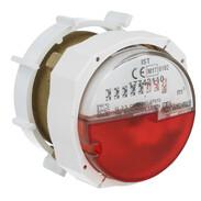 Meter head warm 2.5 Q3/m³/h, incl. fee