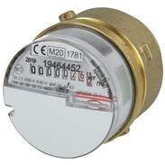"""EAS modular encapsulated meter type IE warm, Ista 2"""" incl. calibration fee"""