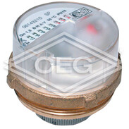 "EAS modular encapsulated meter type SP cold, SPX Pollumuk 2 1/4"", incl. fee"