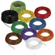 PVC single cores H05/7V-U solid