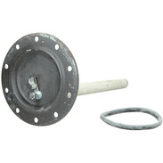 Boiler cleaning flange with anode and gasket 0287808