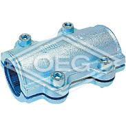 "Sealing clamp 1/2"" for steel pipe"