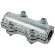 "Sealing clamp 3/4"" for steel pipe"