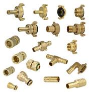 Quick couplings/hose fittings/connectors