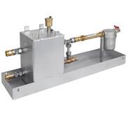 Dynamic pressure vessel SDG 10 S for suction mode