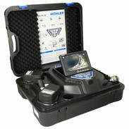 video inspection camera VIS 350 in complete case
