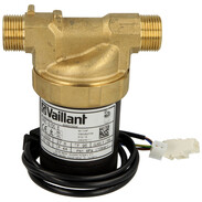 Pump charging pump