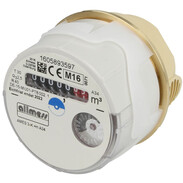 Allmess FM water meter for cold water MK AMES 3-K +m exchange
