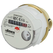 Allmess FM water meter for hot water MK AMES 3-W +m exchange