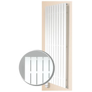 Electric room radiators Tuvalu single-layer