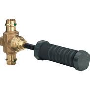 Easytop concealed straight seat valve 22 mm contour V 596750