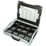 Sortimo L-Boxx fitted with Torx pan-head universal screws