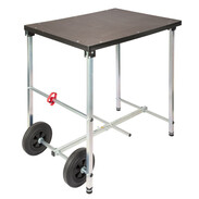 Workbench WORK 'n' ROLL foldable with castors 311779109