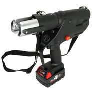 SilverTec Battery-operated pressing tool