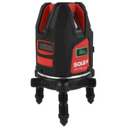 SOLA Atlas Green line and point laser 71015701