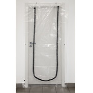 GOLDPACK dust protection door with zip fastening 1,100 x 2,100 mm