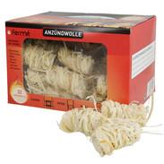 Fire lighter wool box 32 units
