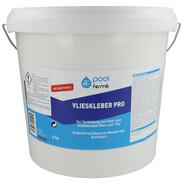Fleece glue PRO supplied in a bucket