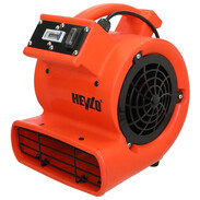 Radial ventilator for drying hollow spaces and restoring water damage TD 300