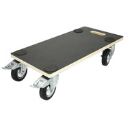 Transport dolly for loads up to 400 kg