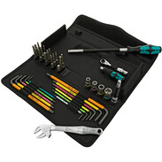 Top-quality screwdriving tool set for the window builder