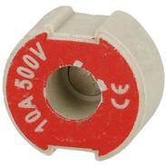 D-adapter screws, D II, 10 A, E27 AC 400 V 033301